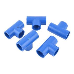 Le Bleu 40mm X 40mm Coude égal à 90 degrés tuyau de PVC