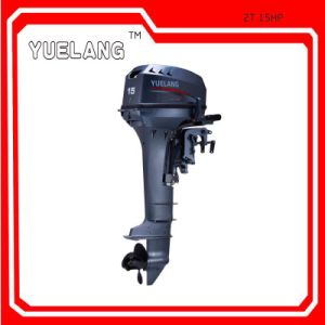 Motor de popa Motor Yue Lang 2.0T 15HP