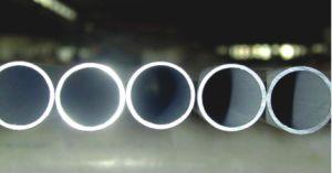 317l/1.4438 de Pijp/de Buis van het roestvrij staal voor Warmtewisselaar