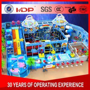 Equipamento de jogos profissionais, as crianças para vários jogadores equipamentos de playground coberto comercial