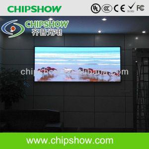 Luminosité Chipshow Hight P5 pleine couleur LED intérieure Affichage publicitaire