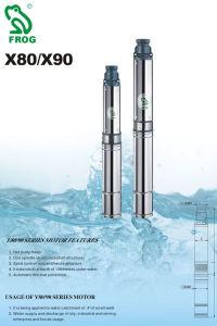 Pompa del motore del pozzo profondo