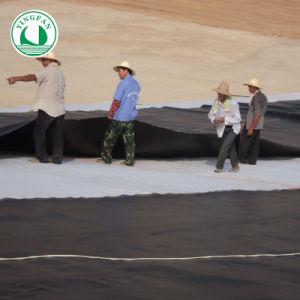 60mil camisas de HDPE de textura suave/para vertederos/Waste-Protect Medio ambiente