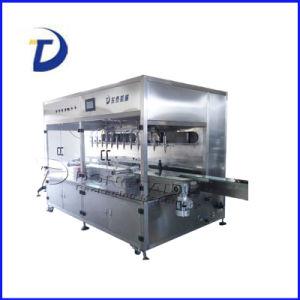 Completamente automática de aceite comestible envasado/ Máquina de llenado con 12 boquillas