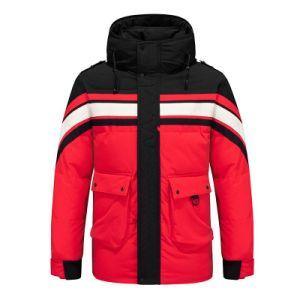 Пользовательские Munufacturer тренировки ветровку куртка мужчин зимой Puffer мужчин плюс размер куртки