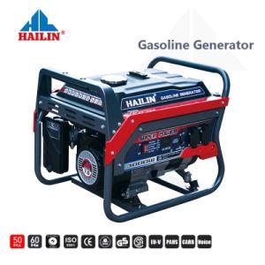 generator van de Benzine van het Begin van de 2.6kw2600W 50Hz 3kw 3000W 60Hz de Kleine Macht Lichte Draagbare Elektrische