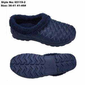 Les femmes de l'hiver au ras de l'obstruer Indoor Accueil Mesdames chaussures d'hiver