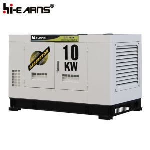 8kwおおいのタイプQuanchaiのディーゼル発電機セット(GF2-8KW)
