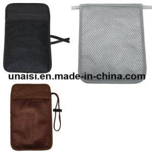 Portefeuille van de Reis van de Hals van de Houder van het Paspoort RFID van de diefstal de Bescherming Verborgen