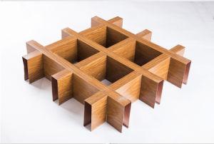 Plafond de la grille en aluminium pour la décoration de la Chine fournisseur de matériaux de construction