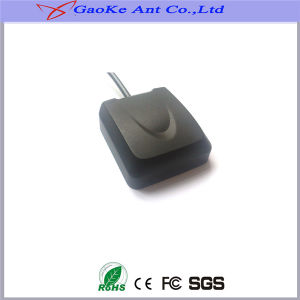 Mini-Antena GPS com Conector Reto Fakra, antena GPS automático de alto desempenho para antena externa GPS veicular