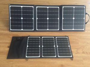 10W складные солнечного зарядного устройства с USB выход для мобильного телефона