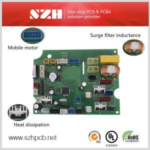 2 capas bidé electrónico inteligente de placa de circuito PCBA