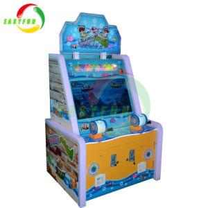 2 joueurs pour aller pêcher la capture du poisson Hunter de la vidéo de l'Amusement Machine de jeu