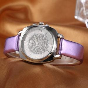 주문 설계하십시오 시계 OEM ODM 선물 여자 도매 (Wy-051C)를