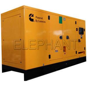 Китай завод 680квт с водяным охлаждением Германии дизельного генератора