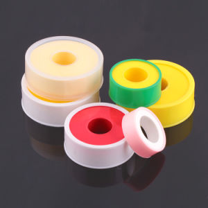 Hilo de PTFE muestra gratuita de la cinta de sellado cinta de teflón