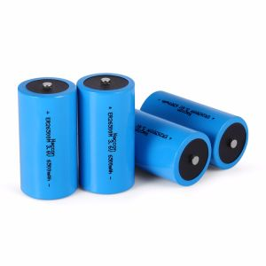 De Batterij van het Lithium van Er34615m 14500mAh 3.6V Li-Socl2 voor Ampèremeter