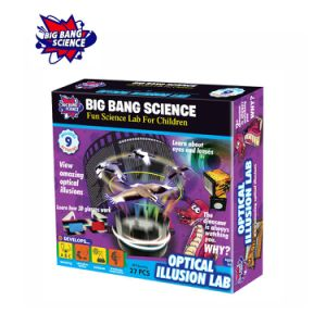 Big Bang de la Escuela de Ciencias para la Educación la Ciencia Física Kit para Kid