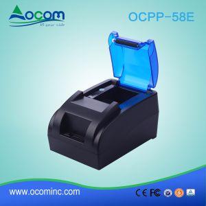 58mm POS Bill Ticket Impresora de recibos de papel térmico