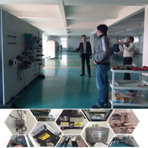 Hans GS de perforation laser de la machine avec rouleaux de tension