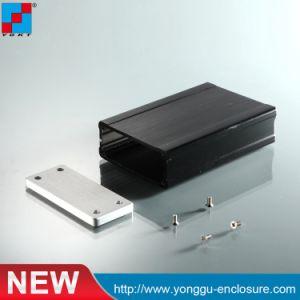 66*27*L'amplificateur de puissance boîte en aluminium l'amplificateur Electronics cas