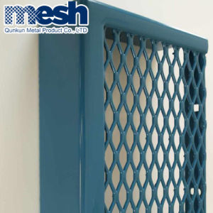 Расширена проволочной сетке перфорированной металлической сетки для декоративной