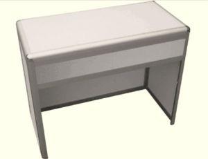 Mesa de recepción de aluminio Portátil modular para la Expo