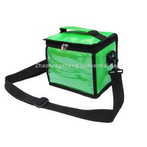 Logo personnalisé épicerie étanche portable sac du refroidisseur