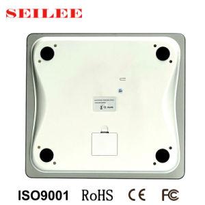 Application Bluetooth Salle de bains en acier inoxydable de l'échelle de poids personnel