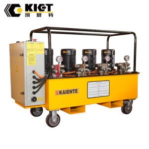 Pompa idraulica elettrica speciale di Kiet per il cilindro idraulico di ingegneria