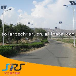 30W電力半値機能、非常に明るさの太陽街灯