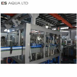 가득 차있는 자동적인 탄산 연약한 마시는 액체 물병 플라스틱 유리는 병 씻기 채우는 캡핑 플랜트 선 기계장치 기계 할 수 있다