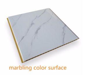 300mm V de la calidad de hendidura WPC el panel de pared para la decoración de interiores (A014)