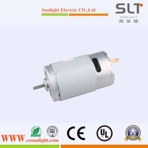 Cepillado eléctrico motor DC Pm con ajustar la velocidad