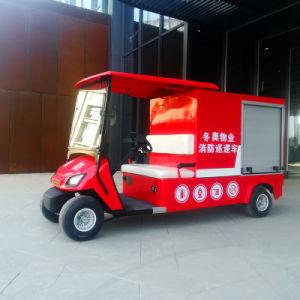 Caminhão de incêndio elétrica no veículo personalizado a partir de Zhongyi Fogo de Artifício