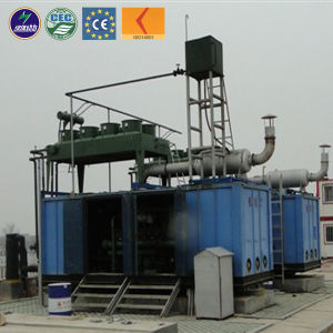 20kw - 500kw Silent Electric Power Biogas Generator