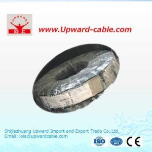 Tensão Baixa da Linha do Fio Elétrico de Alumínio Cobertos