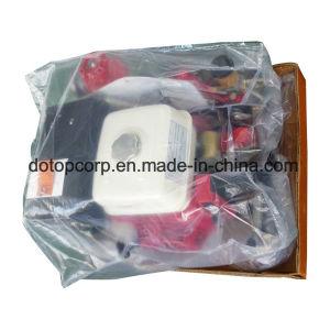La pompe incendie portatif avec 2 points de vente et le châssis