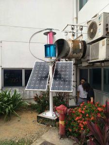 Novo! Enrolar a turbina de vento vertical da linha central de Genrator 500W 24V