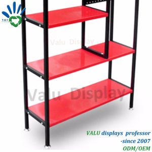 Lubricantes suelo Mostrar pantalla metálica para rack de estantería, Rack de almacenamiento, estantería de pantalla