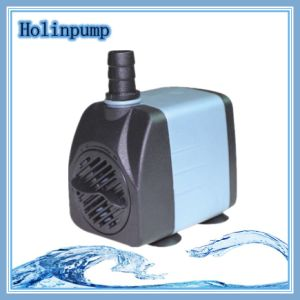 L'eau de la pompe submersible de l'étang de l'Aquarium (HL-600)