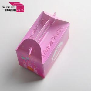 케이크를 위한 선물 수송용 포장 상자를 위한 종이상자