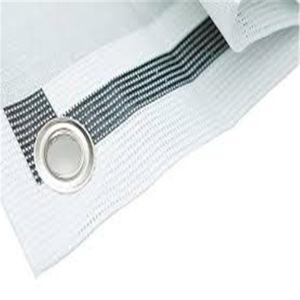 Aufbauendes Verpackungs-Ineinander greifen-Fahnen-Fell-Baugerüst, das Ineinander greifen bekanntmacht