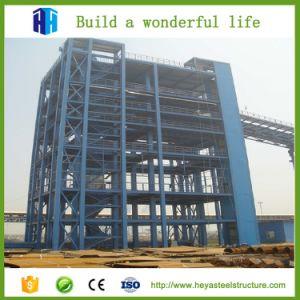 Estructura de acero prefabricados prefabricados, edificio de la Escuela de gran altura