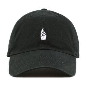 Cappelli non strutturati 100% del papà della saia del cotone del berretto da baseball