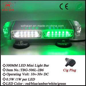 De super Slanke Mini Lichte Staaf van de Stroboscoop met Groene en Witte LEDs, de Prijs van de Fabriek