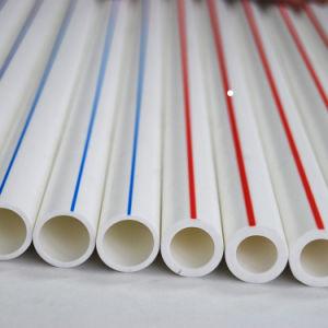 PPR a alta temperatura Tubo de plástico para agua caliente