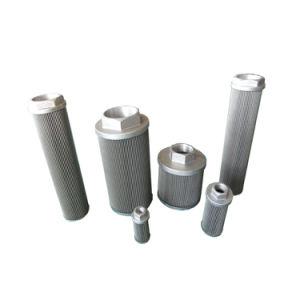Filtro de succión de acero inoxidable elementos de filtro hidráulico