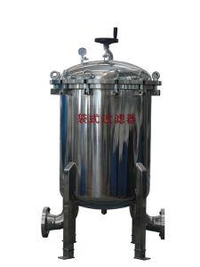 Comercial de 5 micras de poliéster de purificación de agua Filtro de Mangas de pliegues